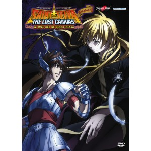 SAINT SEIYA THE LOST CANVAS BOX 1 DVD