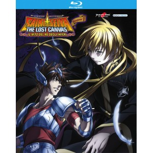 SAINT SEIYA THE LOST CANVAS BOX 1 BLURAY