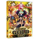 PREORDER ONE PIECE GOLD THE MOVIE DVD