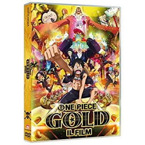 ONE PIECE GOLD THE MOVIE DVD