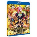 ONE PIECE GOLD THE MOVIE BLURAY