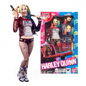 SH FIGUARTS  SUICIDE SQUAD HARLEY QUINN