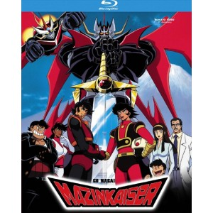 MAZINKAISER STANDARD EDITION BLURAY BOX