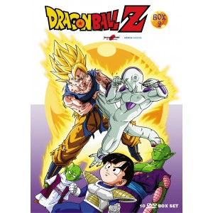 DRAGON BALL Z NEW ED BOX 2