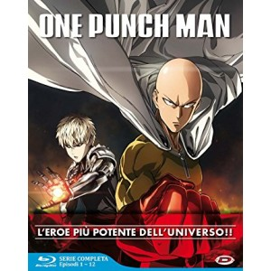 ONE PUNCH MAN BD THE COMPLETE BOX