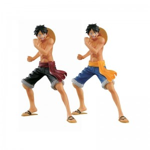 ONE PIECE BODY CALEND MONKEI D LUFFY