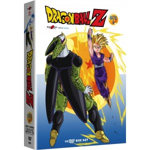 DRAGON BALL Z NEW ED BOX 4