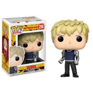 FUNKO POP 258 ONE PUNCH MAN GENOS