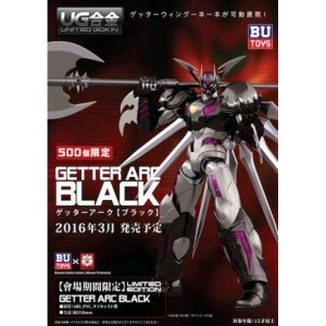 BU TOYS GETTER ARC BLACK LIM ED