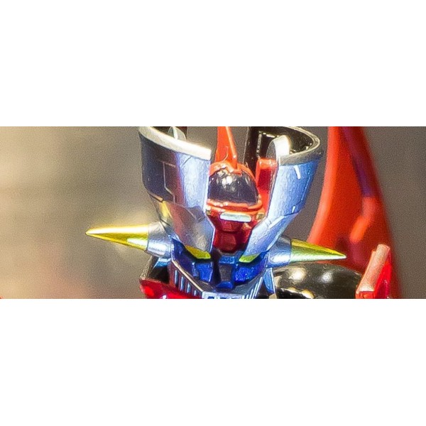 build mazinger z