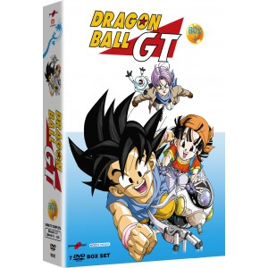 PREORDER DRAGON BALL GT NEW ED BOX 1