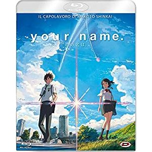 YOUR NAME BLU RAY
