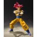 SH FIGUART DRAGON BALL SUPER SS GOD GOKU