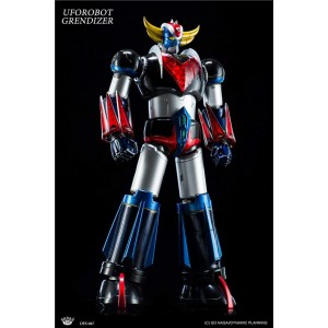 KING ARTS GRENDIZER DIE CAST ACTION
