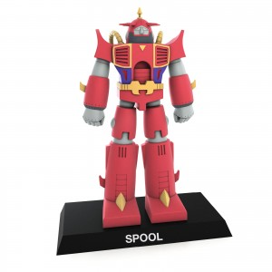 ANIME ROBOT 17 SPOOL