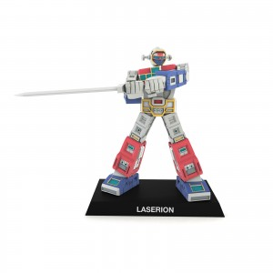 ANIME ROBOT 27 LASERION