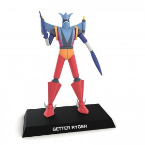 ANIME ROBOT 42 GETTER RYGER