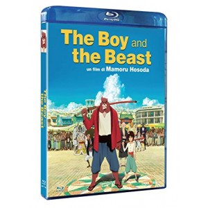THE BOY AND THE BEAST Bluray