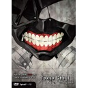 TOKYO GHOUL ST.1 SERIE COMPL. BOX DVD