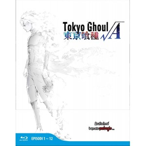 TOKYO GHOUL STAGIONE 2 SERIE COMPLETA bluray
