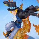FIGUARTS ZERO ONE PIECE SABO FIRE FIST