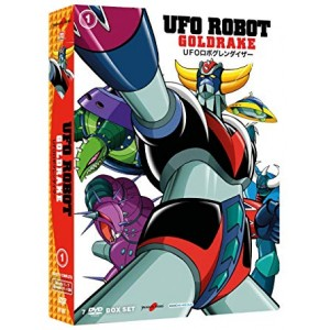 UFO ROBOT GOLDRAKE • DVD BOX Vol. 1(di 3)
