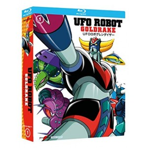 UFO ROBOT GOLDRAKE • BD BOX Vol. 1(di3)