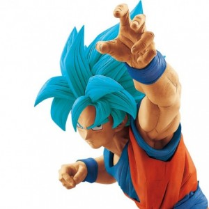 DRAGONBALL SUPER KING CLUSTAR GOKU BLU
