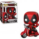 POP RIDES MARVEL DEADPOOL SCOOTER