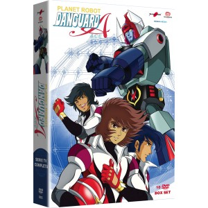 DANGUARD ACE SERIE COMPLETA BOX DVD