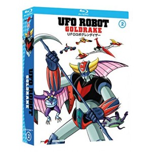 UFO ROBOT GOLDRAKE • BD BOX Vol. 2(di3)