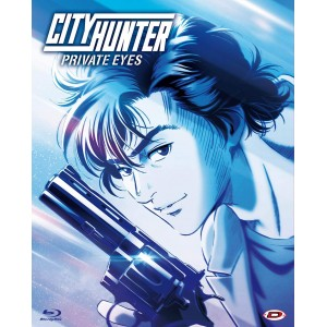 CITY HUNTER PRIVATE EYES FIRST PRESS BD