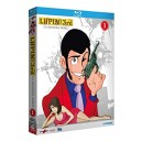 LUPIN III SECONDA SERIE BOX 01 BD