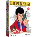 LUPIN III SECONDA SERIE BOX 01 DVD