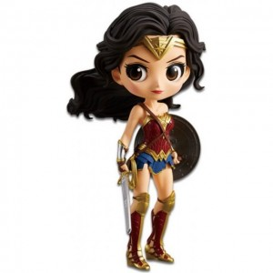 QPOSKET WONDER WOMAN VER 2 BANPRESTO