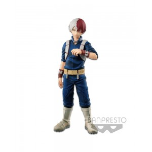 BANPRESTO MY HERO ACADEMIA SHOTO FIGURE