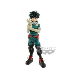 BANPRESTO MY HERO ACADEMIA DEKU HAGE OF HEROES