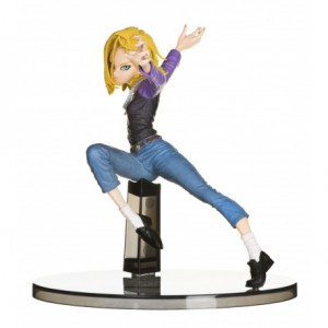 DRAGONBALL SUPER SCULTURE ANDROID 18