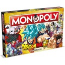 MONOPOLY DRAGON BALL SUPER