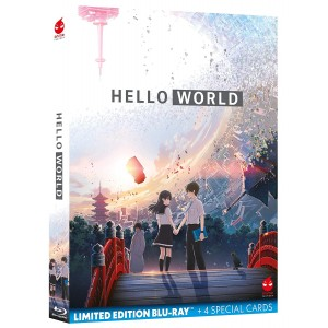 HELLO WORLD FILM LIM ED BLURAY